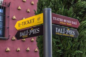 Tickets al museo Dalí