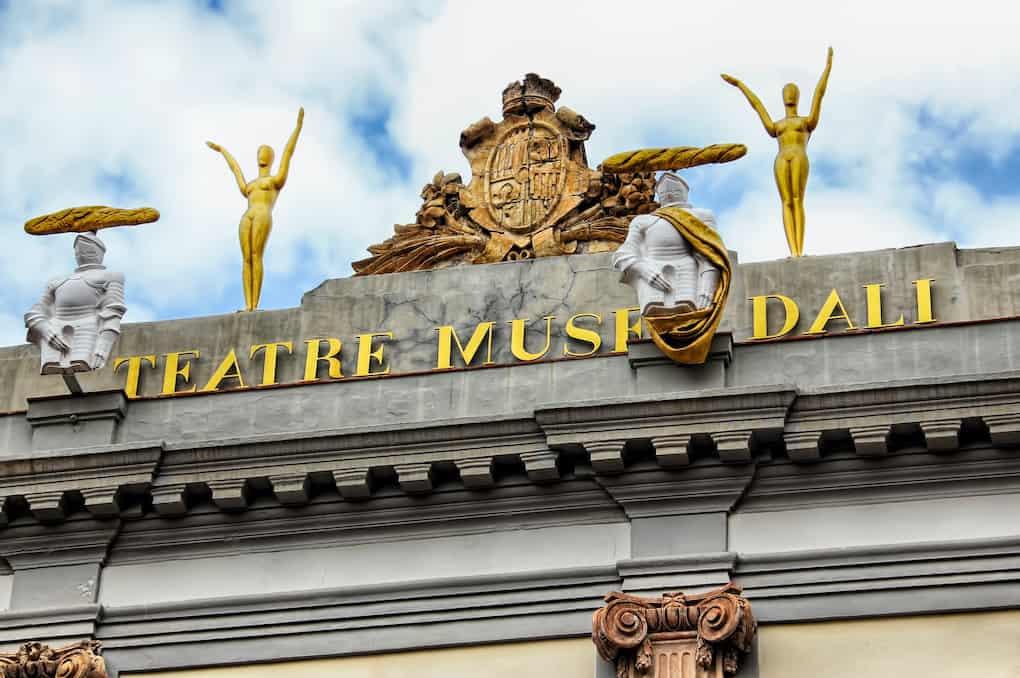 Visita guiada al Museo Dalí