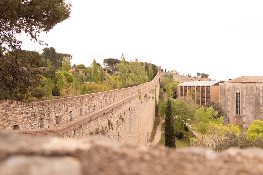 Girona Judía y Murallas de la ciudad